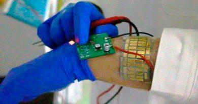 Aprovechar el calor de la piel para alimentar dispositivos portátiles