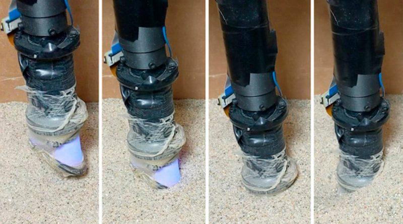 Este robot es capaz de inspeccionar cualquier terreno para localizar cables o bombas subterráneas