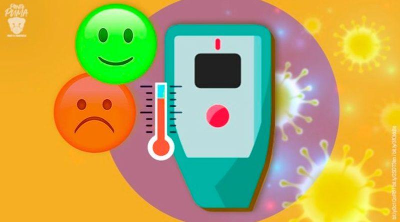 Investigadores mexicanos crean termómetro para identificar covid-19