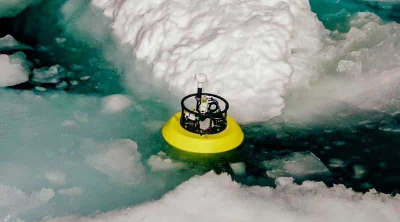Así son las 'bombas de calor' que están derritiendo el hielo marino del Ártico