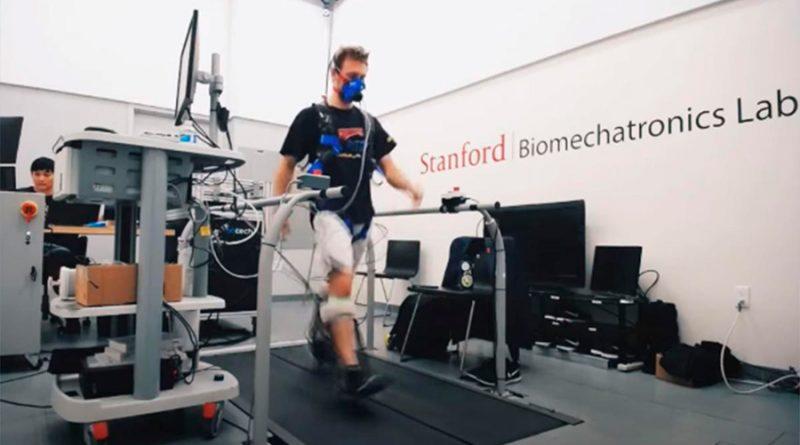 Con este exoesqueleto podrás caminar un 40% más rápido