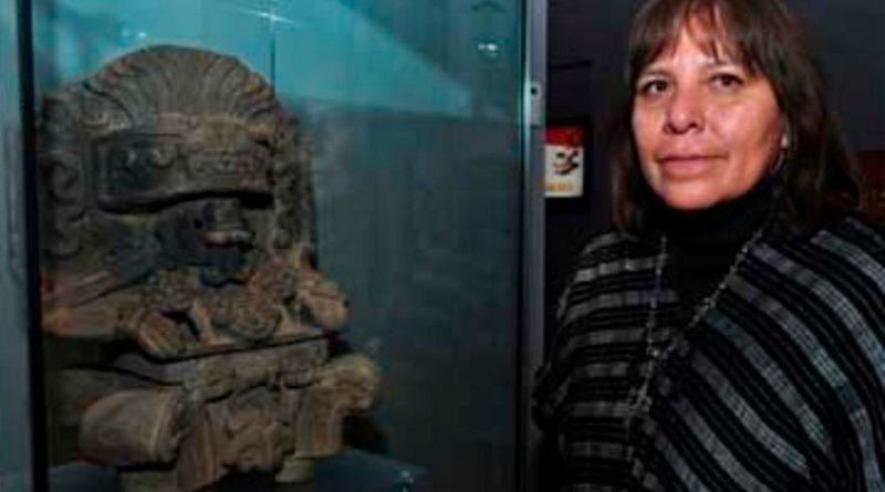 La arqueología tiene que estar del lado de la gente: Nelly M. Robles García