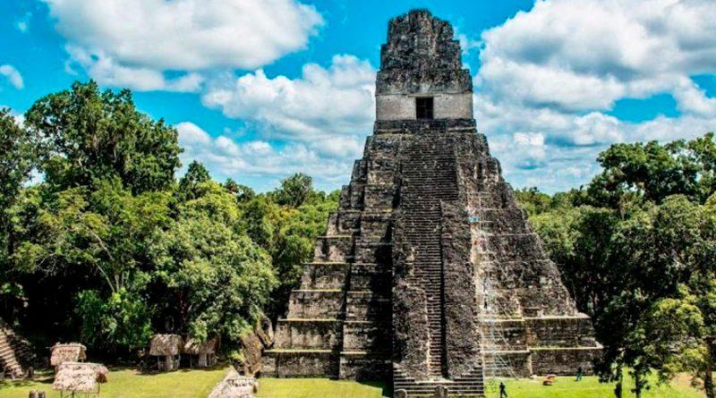 Posible embajada de Teotihuacán hallada en las ruinas mayas de Tikal