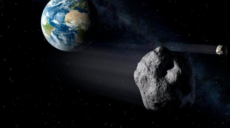Asteroide ficticio se dirige hacia la Tierra como parte de un simulacro