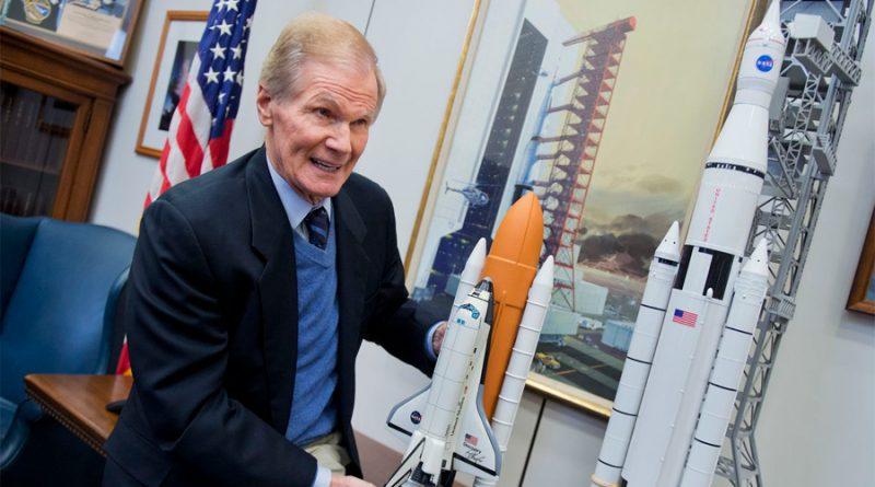 Anuncia nueva era espacial el recién nombrado director de la NASA