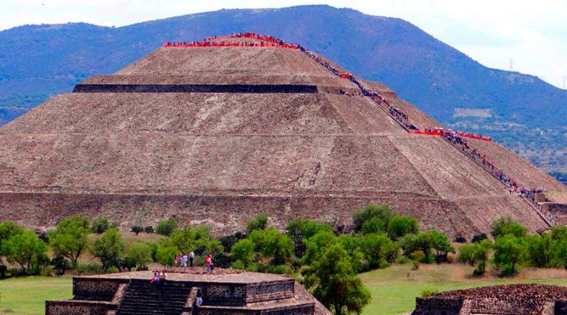 Encuentran copia de la antigua ciudad de Teotihuacán en Guatemala