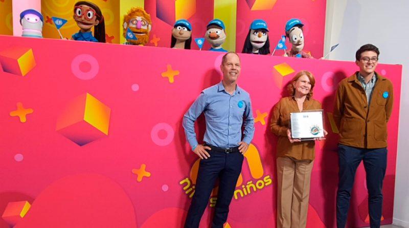 Conductores de Once Niños y Niñas son nombrados embajadores de Unicef