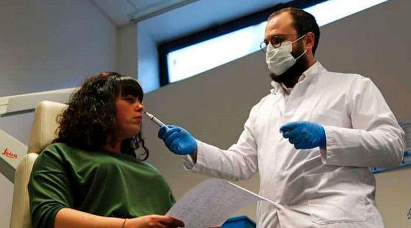 Pérdida de olfato en pacientes covid-19 se debe a una inflamación: nuevo estudio