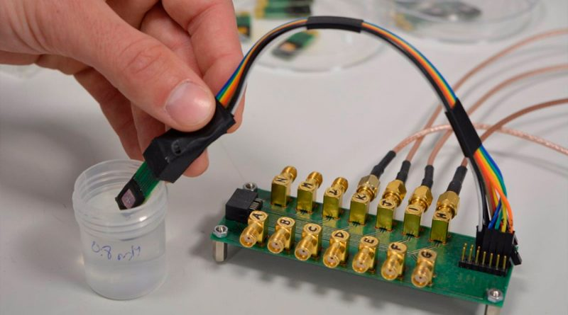 Un dispositivo permite detectar la insuficiencia cardiaca a partir de la saliva