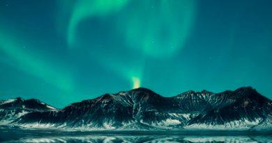 Descubren un nuevo tipo de aurora que ilumina el cielo