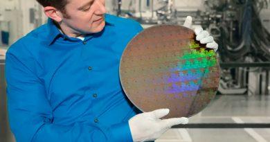 Presentan el primer chip de 2 nanómetros del mundo