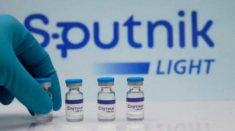 Rusia aprueba la Sputnik Light, una versión de su vacuna de una sola dosis