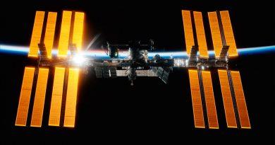 La Estación Espacial Internacional tiene un 'escudo' para evitar la basura espacial