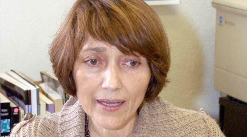"""""""La idea de la psicología es contribuir a que coexistamos"""": Benilde García Cabrero"""