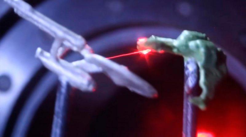 Científicos consiguen crear los rayos láser de Star Wars y Star Trek