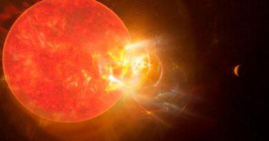 Una estrella lejana se acercará mucho al Sol en 1,3 millones de años