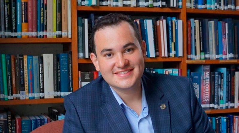 Luis Welbanks, el mexicano que trabajará con la NASA para descubrir si estamos solos en el Universo