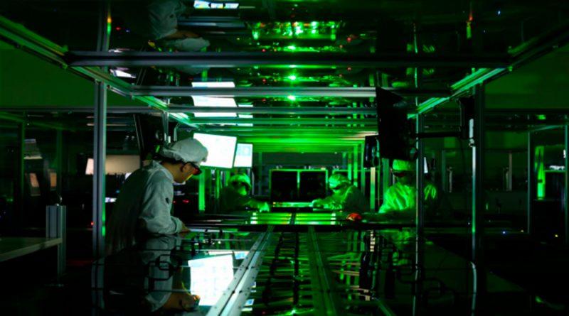 El pulso láser más intenso de la historia: es capaz de concentrar toda la luz del Sol en solo 10 micras