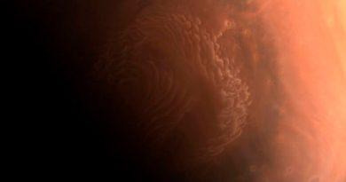 China despliega en la superficie de Marte el rover Zhurong