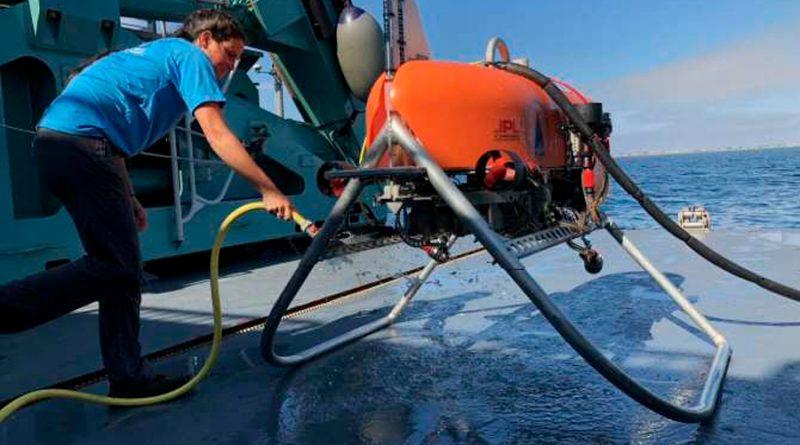 Orpheus, el primero de una revolucionaria clase de robots subacuáticos