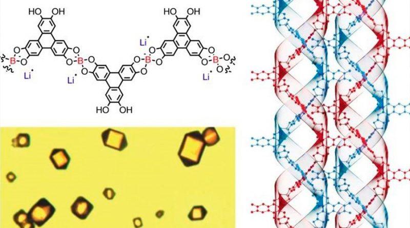 Primer polímero sintético similar al ADN