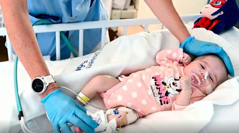 España realiza un trasplante cardíaco pionero a un bebé incompatible con el donante