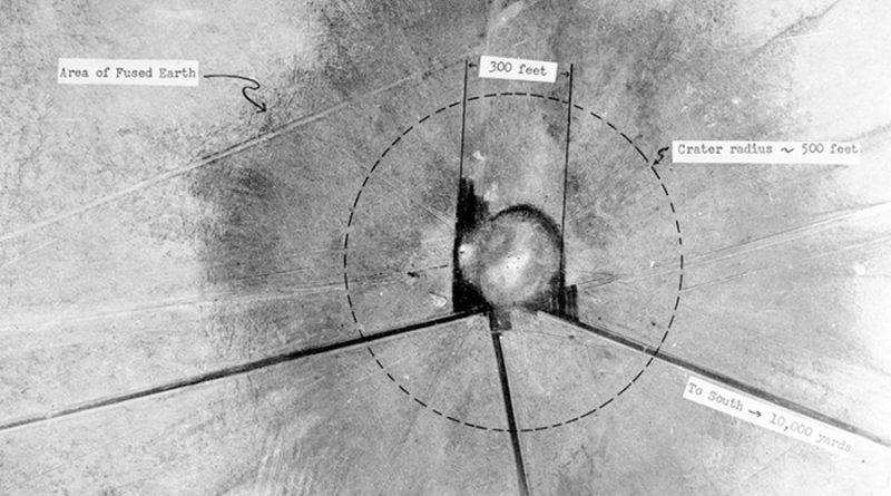 Nuevo cuasicristal puede ayudar a la no proliferación nuclear