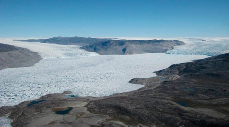 Signos de deshielo irreversible en el centro-oeste de Groenlandia