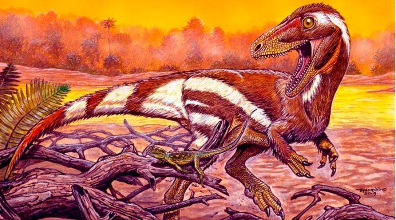"""El dinosaurio """"platicador"""" identificado en México medía entre ocho y 12 metros"""