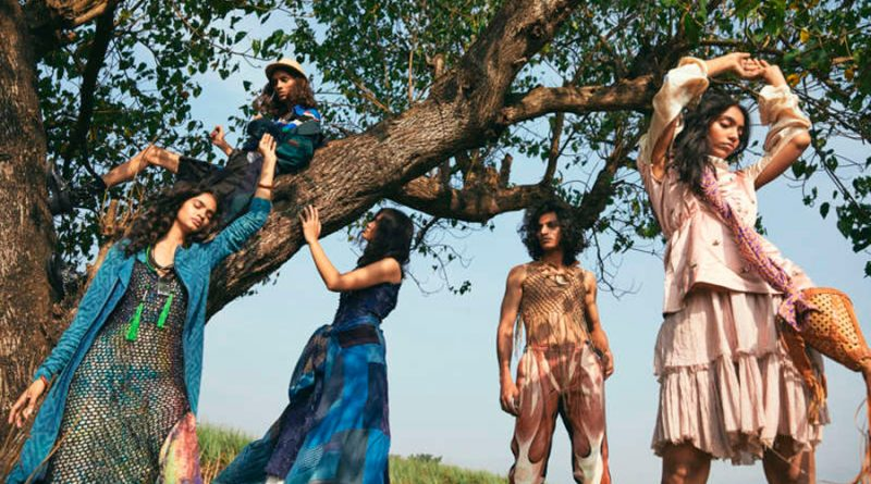 ¿Un vestido biodegradable? La ciencia y la moda auguran un futuro ecológico