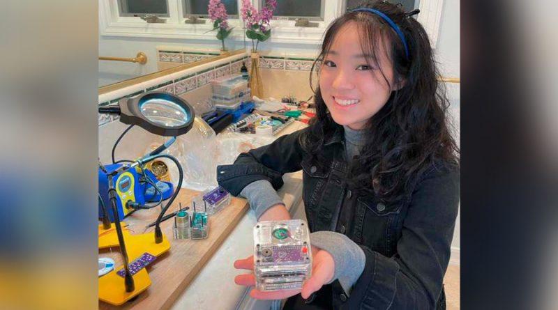 Joven científica prodigio inventa un sismómetro de bajo coste para seguridad doméstica