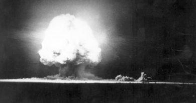 Un raro material extraterrestre se formó tras la explosión de una bomba atómica en la Tierra