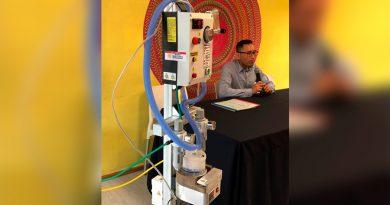 Ingenieros mexicanos diseñaron dispositivo para oxigenación de alto flujo