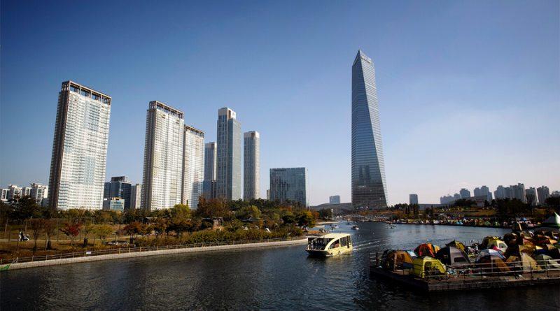 Cómo es Songdo, la ciudad inteligente creada desde cero en Corea del Sur