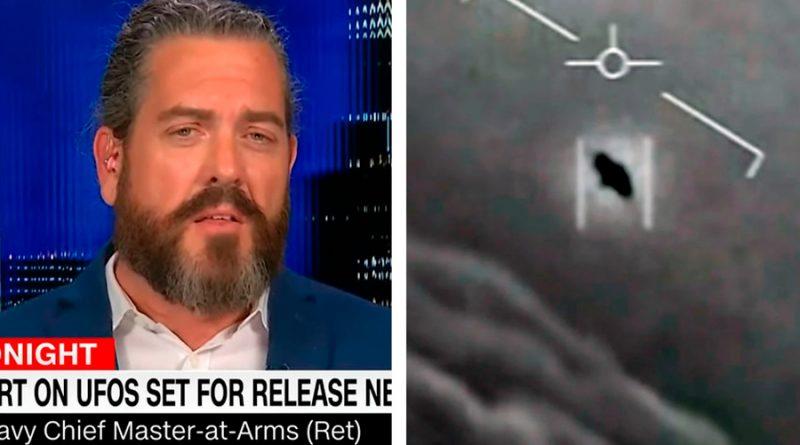 """Un exjefe militar de EE.UU. detalló la tecnología del OVNI Tic-Tac: """"Nos llevan 1000 años"""""""