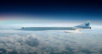 Buscan fabricar avión supersónico que vuele a cualquier parte del mundo en 4 horas