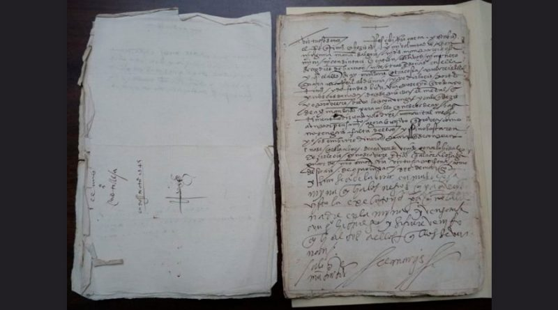 Las cartas de Hernán Cortés que fueron robadas del máximo Archivo mexicano