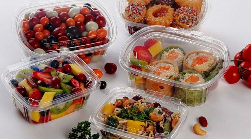 Hallan en la fibra de pasto el sustituto ideal a envases de plástico que se utilizan para comida