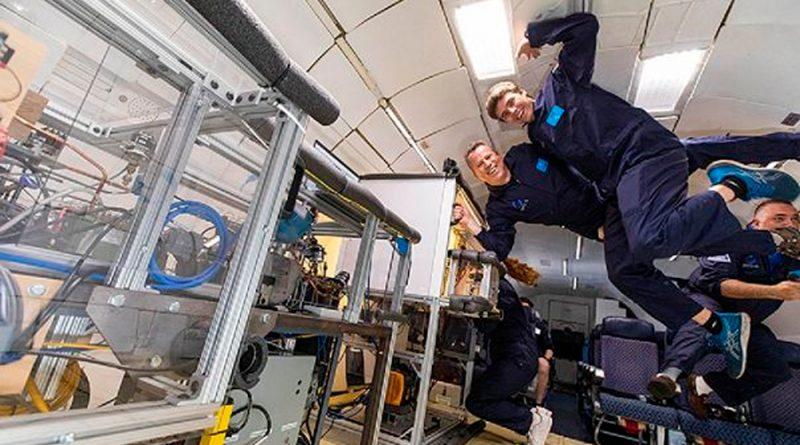 Refrigerador en microgravedad, el desafío tecnológico para alimentar a los astronautas