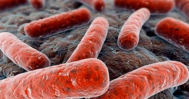 """La plata ataca a las bacterias pero se """"consume"""" en el proceso"""