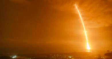 China lanza cohete de carga para su estación espacial