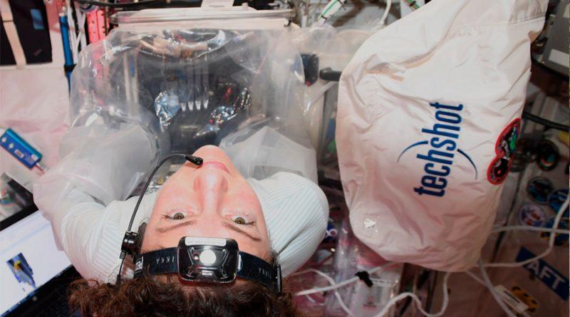 Proyecto ganador de concurso de la NASA viajará pronto a la EEI para fabricar tejido hepático