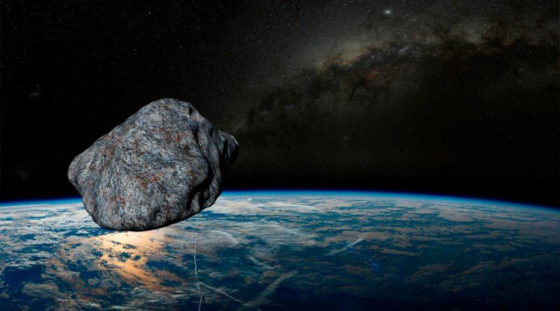 Un asteroide de 300 metros rozó la Tierra