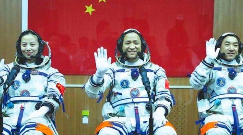 Tres taikonautas serán enviados al espacio para la construcción de la estación nacional china