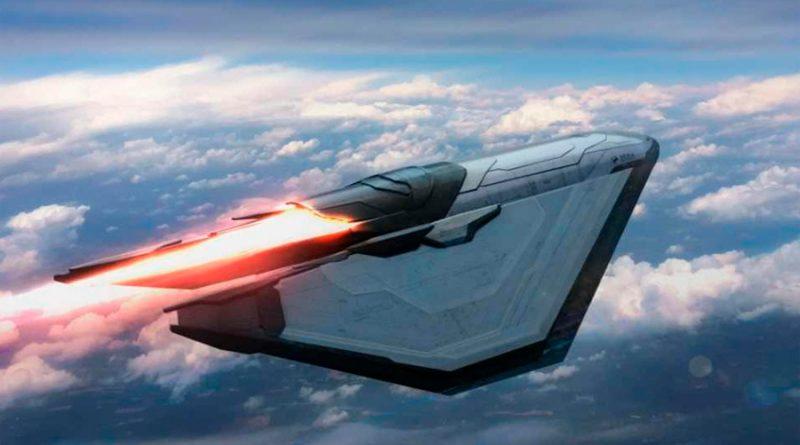 Desarrollan avión hipersónico que viajaría de América a Europa en 60 minutos