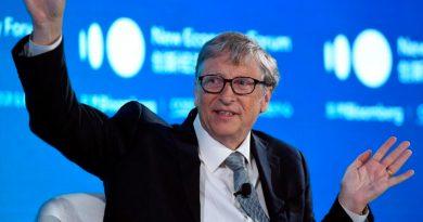 """Bill Gates: """"Soy optimista, creo que evitaremos un desastre climático"""""""