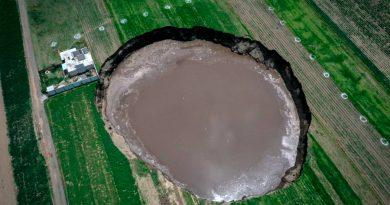 ¿Por qué se formó el mega socavón en Puebla, México?, expertos explican