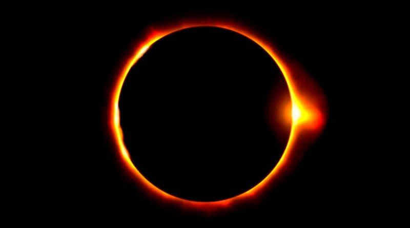 El jueves 10 de junio habrá eclipse anular de sol