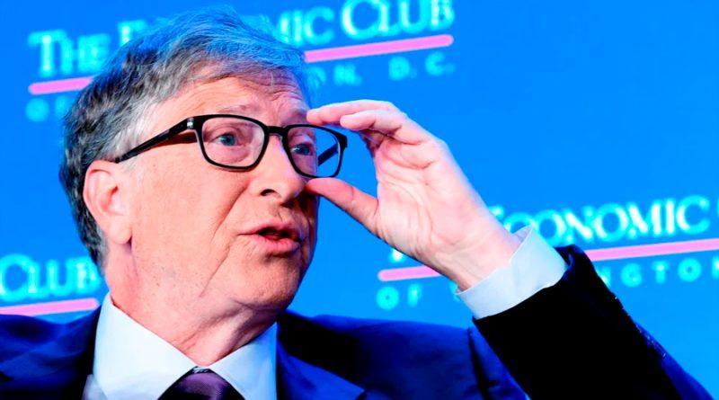 """""""Soy optimista, creo que evitaremos un desastre climático"""": Bill Gates"""