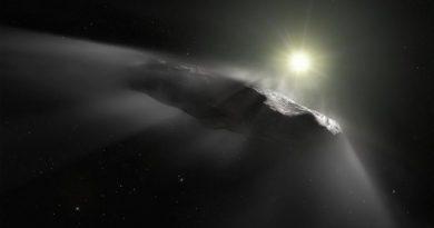 Postulan el origen del asteroide Oumuamua: una bube molecular